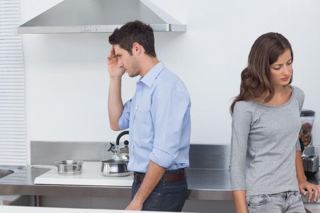 Distanciamiento con mi pareja, ¿Qué hago?